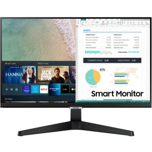 """Samsung M5 24"""" 1080p IPS LED Smart Monitor & Streaming TV for $178"""