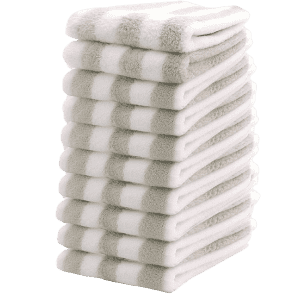 Jempsey Small Kitchen Towel 10-Pack for $12