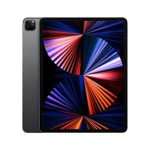 "Apple iPad Pro 12.9"" 128GB Tablet (2021) for $999"