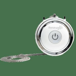 Renewgoo Personal Portable Air Purifier for $20