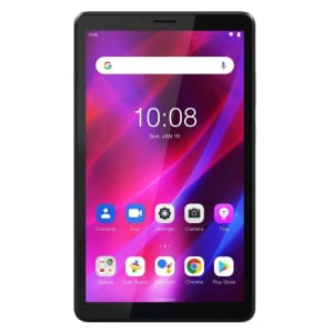 """Lenovo Tab M7 Gen 3 32GB 7"""" Android Tablet for $80"""