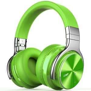 COWIN E7 Pro Active Noise Cancelling Headphones Bluetooth Headphones Wireless Headphones Over Ear for $90