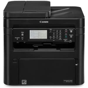 Canon imageClass Monochrome All-in-One Laser Printer for $219