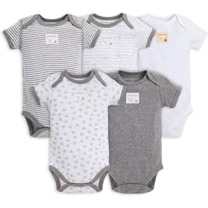 Baby Apparel and Accessories at Amazon: up to 44% with Prime