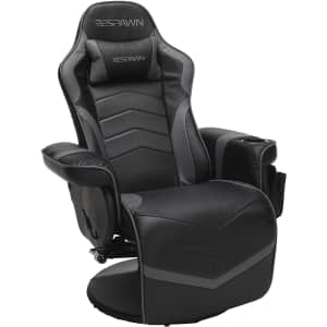Respawn 900 Racing Style Gaming Recliner for $260