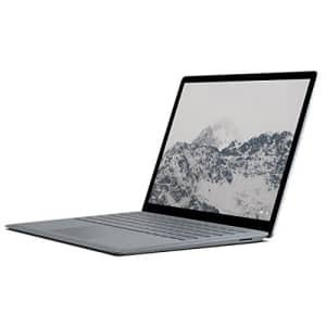 "Microsoft Surface Laptop (1st Gen) DAJ-00001 Laptop (Windows 10 S, Intel Core i7, 13.5"" LED-Lit for $1,099"