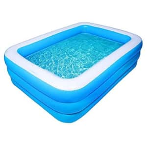 AsterOutdoor Inflatable Swimming Pool from $38