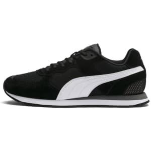 PUMA Men's Vista Sneakers for $30