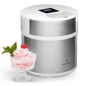 ChefWave Elado 2-Quart Automatic Ice Cream Maker for $60