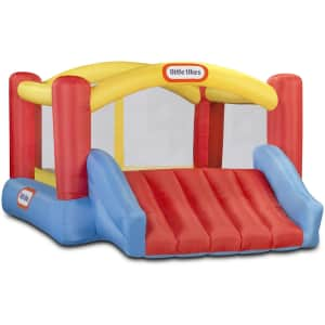 Little Tikes Jump 'n Slide Bouncer for $250