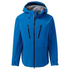 Lands' End Men's Ultimate Waterproof Rain Jacket for $70