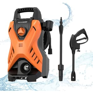 Paxcess Corded Electric Pressure Washer for $65
