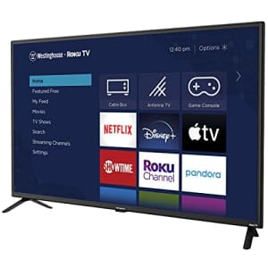 """Westinghouse 70"""" 4K Ultra HD Smart Roku TV with HDR10 for $899"""