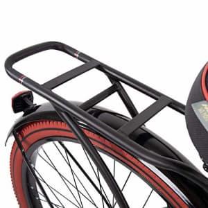 """Huffy 26"""" Nel Lusso Men's Cruiser Bike, Black for $340"""