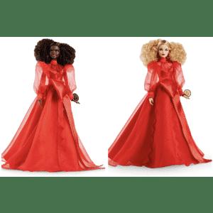 Barbie Signature Mattel 75th Anniversary Doll for $44