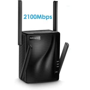 Rockspace AC2100 Dual-Band WiFi Range Extender for $75