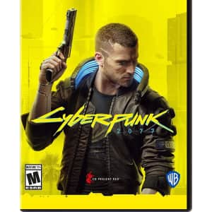 Cyberpunk 2077 for PC or PS4 for $50