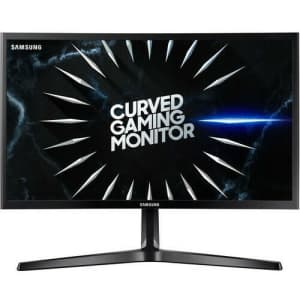 """Samsung CRG5 27"""" 1080p 240Hz Curved LED Gaming Monitor for $363"""