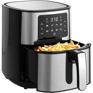 Joyoung 1,400W 5.8-Quart Air Fryer for $115