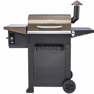 Z Grills ZPG-6002B 2020 New Model Wood Pellet Grill & Smoker 6 in 1 BBQ Grill Auto Temperature for $431