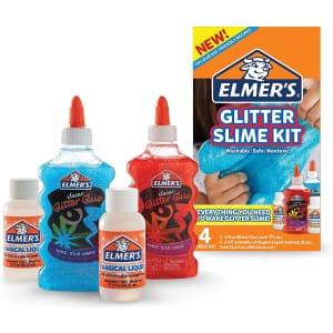 Elmer's Glitter Slime Kit for $12