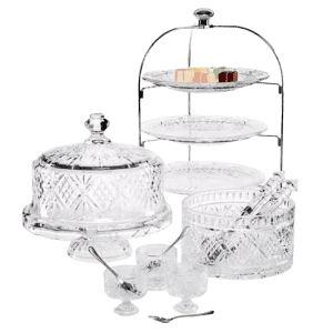 Godinger Crystalware at Macy's: 50% off + extra 25% off