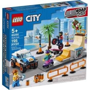 LEGO City Skate Park Set for $32
