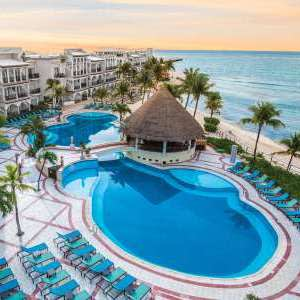 Wyndham Playa del Carmen All-Incl. Adults-Only Resort Grand Opening at Dunhill Travel: book now and save on massages, dinners, more