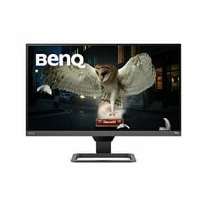 BenQ EW2780Q IPS Entertainment Monitor with HDMI connectivity HDR Eye-Care Integrated Speakers and for $280