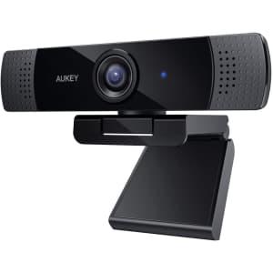 Aukey 1080p USB Webcam for $20