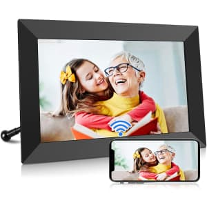 "Bigasuo 10.1"" WiFi Digital Picture Frame for $130"