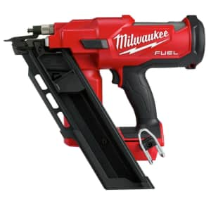 Certified Refurb Milwaukee M18 FUEL Framing Nailer (tool only) for $245