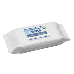 75% Ethyl Alcohol Wipes 80-Count for $2.49 or 10 for $25
