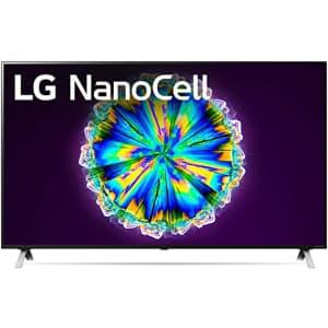 """LG NanoCell 85 Series 55"""" 4K HDR LED TV for $847"""