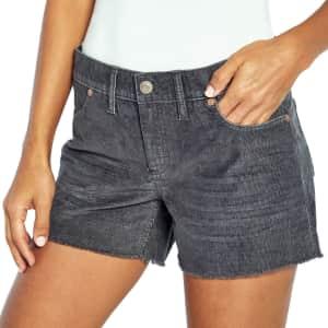 Gap Women's Cord Shorts for $13