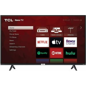 TVs and Audio at eBay: Extra 15% off
