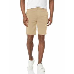 HUDSON Jeans Men's Chino Shorts, Lt. Beige, 31 for $31
