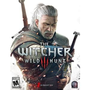 The Witcher 3: Wild Hunt for PC: $7.99