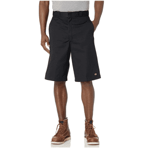 "Dickies Men's 13"" Loose Fit Multi-Pocket Work Shorts for $19"