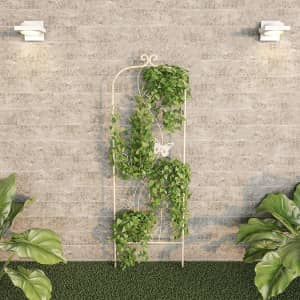 """Pure Garden 46"""" Arched Trellis for $26"""