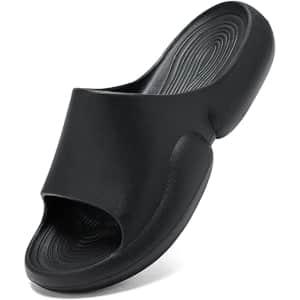 Gaatpot Pillow Slide Sandals for $5