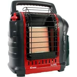 Mr. Heater Buddy 4,000-9,000-BTU Indoor-Safe Portable Propane Radiant Heater for $172