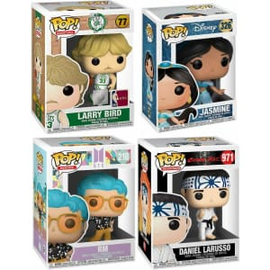 Funko Pops at eBay: Extra 10% off 2 or more