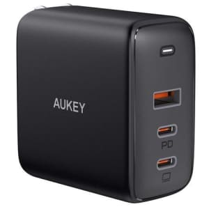 Aukey Omnia Mix 3 90W 3-Port PD Charger for $30