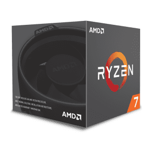 AMD Ryzen 7 2700 YD2700BBAFBOX 8-core 3.2GHz AM4 processor for $195