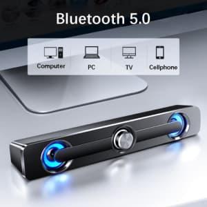 Moobibear USB Computer Speakers for $26