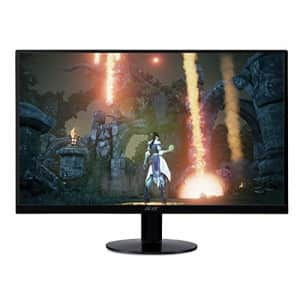 Acer SB0 23in Widescreen Monitor Display Full HD 1920 x 1080 1 ms 75 Hz IPS (Renewed) for $93