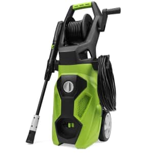 Best Choice 2,030-PSI 1.4-GPM Electric Power Washer for $94