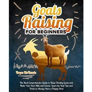 """""""Goats Raising for Beginners"""" Kindle eBook: Free"""