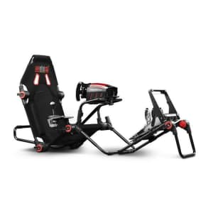 Next Level Racing F-GT Lite Simulator Cockpit for $160 in cart